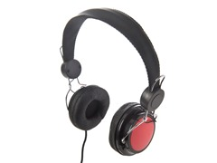 Lifestyle Headphones - Black/Red