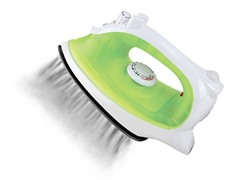 Milex Leak Free 2in1 Steam & Dry Iron - Green
