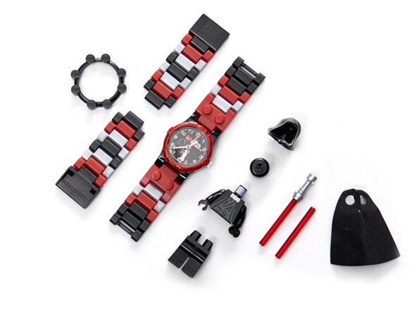 Star Wars Darth Maul Watch W Minifigure