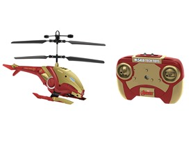 Marvel Herocopter 2CH IR RC Helicopter - 4 Characters!