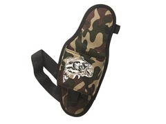 Holster Up! Bass Camo Beer Holster