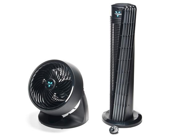 Vornado Tower Circulator : Vornado tower fan or air circulator your choice