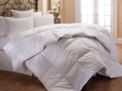 Luxury Hotel PrimaLoft Comforter 4Pc Set - 2 Sizes