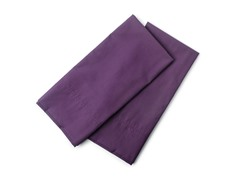 380 Percale 2Pc Standard Plum