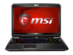 "MSI Dominator Pro 17.3"" Intel i7 Gaming Laptop"