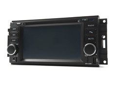 Chrysler 2007-12 Direct Fit Multimedia+Navi