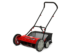 "Troy-Bilt 18"" Reel Mower with Catcher"