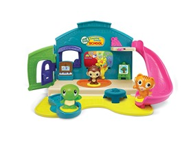 LeapFrog Learning Friends Preschool Play Set