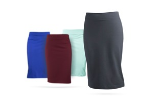 Miss MeMe Jrs Pencil Skirts -Your Choice