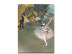 Edgar Degas The Star