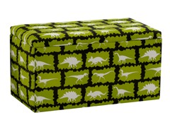 Storage Bench Rex Chartreuse/Black