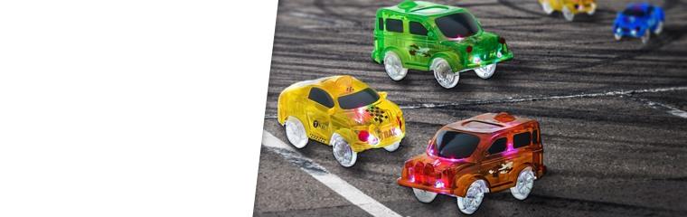 Twister Tracks Vehicle 3-Packs