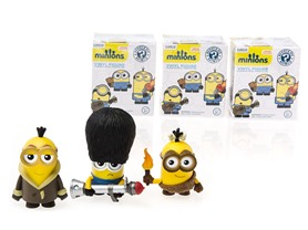 6-Pk. Minions Movie Mystery Boxes