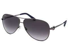 Women's Aviator, Gunmetal