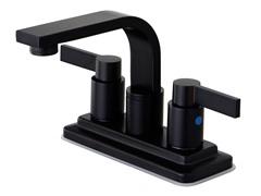 Bathroom Faucet w/ Pop-up, Bronze