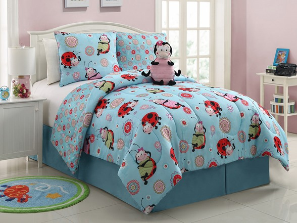 Zoomates Reversible Bedding Sets Twin Or Full 11 Choices