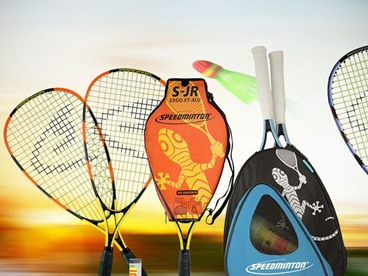 Get Some Speedminton In Your Life