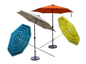 Astella Patio and Beach Umbrellas - Your Choice