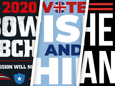 Seriously Crappy Election Shirts