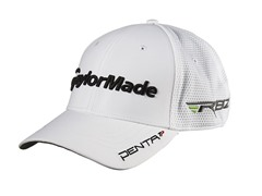 TaylorMade StretchBall Tour Hat - White
