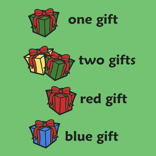 One Gift, Two Gifts