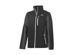 Fila Softshell Bonded Jacket - Blk/Gry
