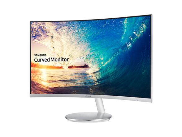 "Samsung 27"" Curved LED Monitor - C27F591 3ec9624d-ad0f-4413-9f17-89e123ee9a8d"