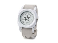 Premium White & Grey Analog Watch
