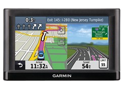 "Garmin 5"" GPS with Lifetime Maps"