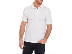 Reebok Platinum Pique Polo - White