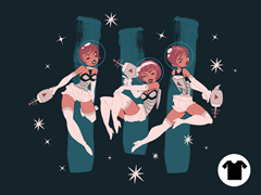 60's Space Girls