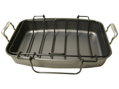 Professional Nonstick 17.5-inch Roasting Pan