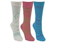Kids Microfiber Socks 3 Pairs