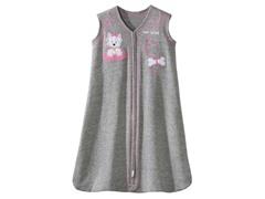 Cotton SleepSack - Pink Kitten