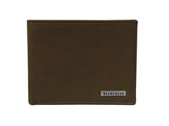 Van Heusen Leather BiFold Wallet, Brown