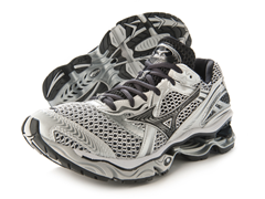 Mizuno Wave Creation 12 - Silver/Black