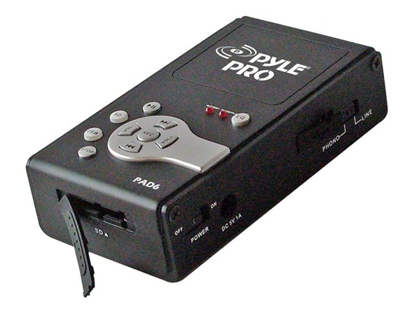 usb audio interface recorder to pc sd card. Black Bedroom Furniture Sets. Home Design Ideas