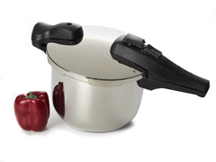 Cook & Co. 6.3-Quart Pressure Cooker