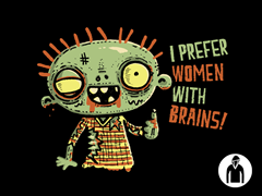 I Prefer Someone With Brains (Boy) JLSH