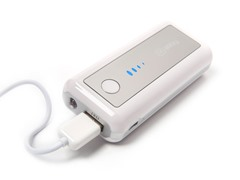 MiiPower Mii-Only Charger - White