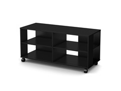 Jambory TV Stand/Storage Unit Black
