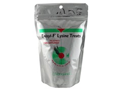 Enisyl-F Lysine Treats - 120-Count