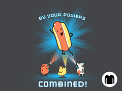 By Your Powers Combined! Long-Sleeve Tee