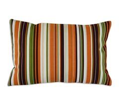 Snuggle Stripe Autumn 12.5x19 Pillow