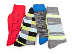 Assorted Socks 4-Pack