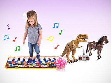 Toys for the Nice List