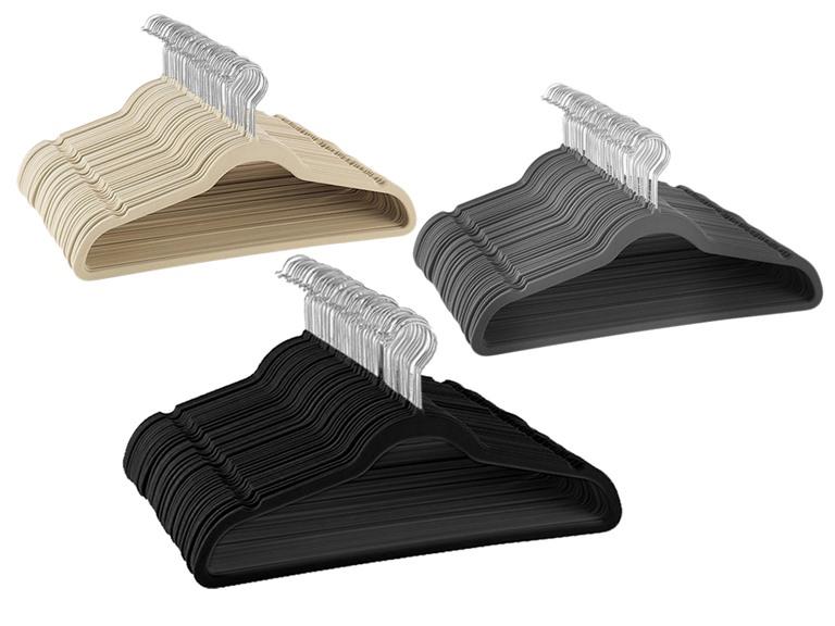 Diamond Home Velvet Hangers