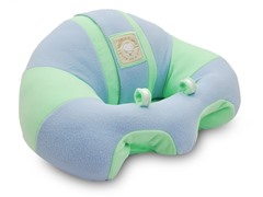 Hugaboo Support Seat - Blue & Green
