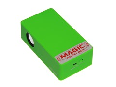Magic Sound Box Portable Speaker - Green
