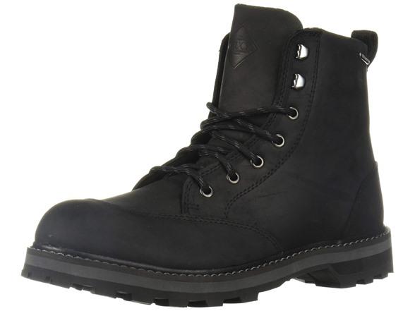 Image of Muck Boot Men's Foreman Rain Boot -black